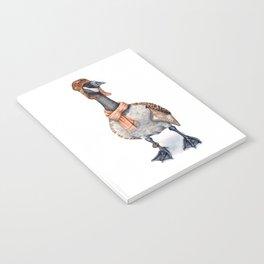 Aviator Canada Goose Notebook