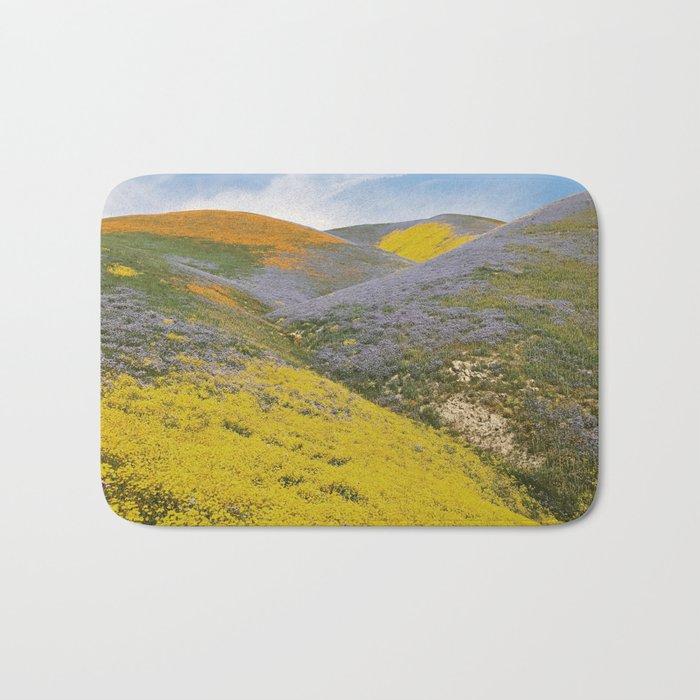 Bloomtown California Bath Mat