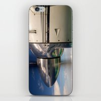mirror iPhone & iPod Skins featuring Mirror by Rafael Andres Badell Grau