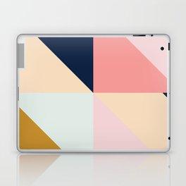 Geometric Pattern IX Laptop & iPad Skin