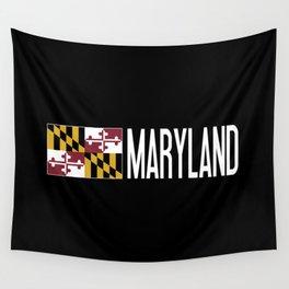 Maryland: Marylander Flag & Maryland Wall Tapestry