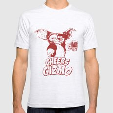 Cheers Gizmo Mens Fitted Tee Ash Grey SMALL