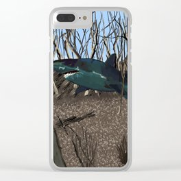 What If I had a Shark Clear iPhone Case