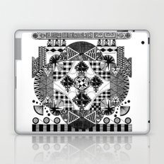 symmetry and a little bit of assymetry Laptop & iPad Skin