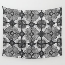 Doodle Pattern 10 Wall Tapestry