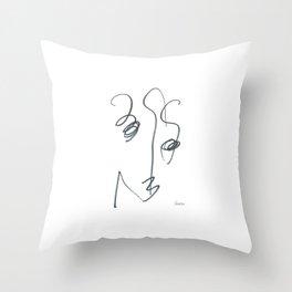 Demeter Moji d16 3-1 w Throw Pillow