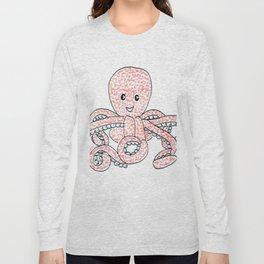 Octopus! Long Sleeve T-shirt