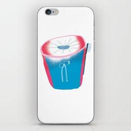 Chalk Baggin' iPhone Skin