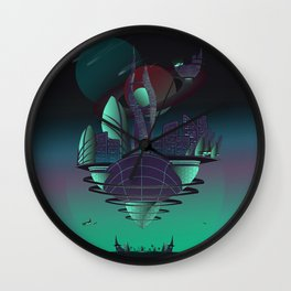 Civilization Wall Clock