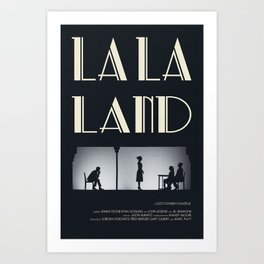 La La Land - Audition Art Print