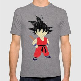 Little Saiyan T-shirt