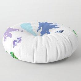 Hyperdimension Neptunia Next Goddesses Floor Pillow