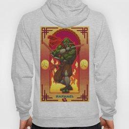Raphael Teenage Mutant Ninja Turtles TMNT Hoody