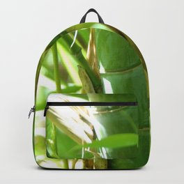 Lucky Bamboo Backpack