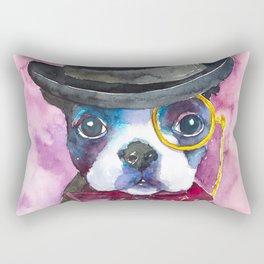 dog#25 Rectangular Pillow
