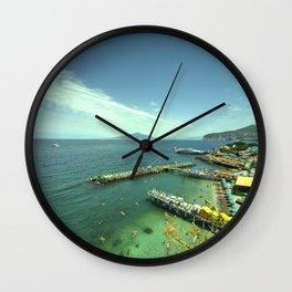 Sorrento Vista Wall Clock