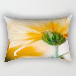 In Orange Rectangular Pillow