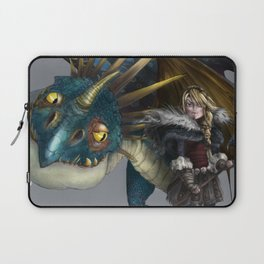 astrid & stormfly HOW TO TRAIN YOUR DRAGON 2 Laptop Sleeve