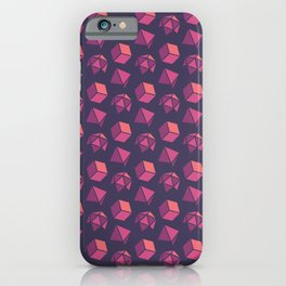 Life Of The Party - Purple iPhone Case