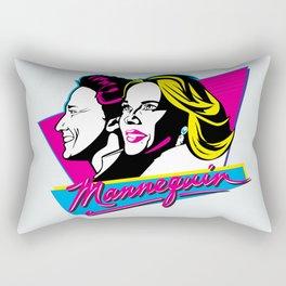 Mannequin Rectangular Pillow