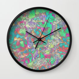 Lunar Eclipse, Jellybean Wall Clock