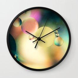 speak to me Wall Clock