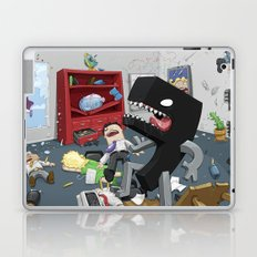 Bad Comma Laptop & iPad Skin