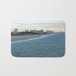 Coastline  Bath Mat