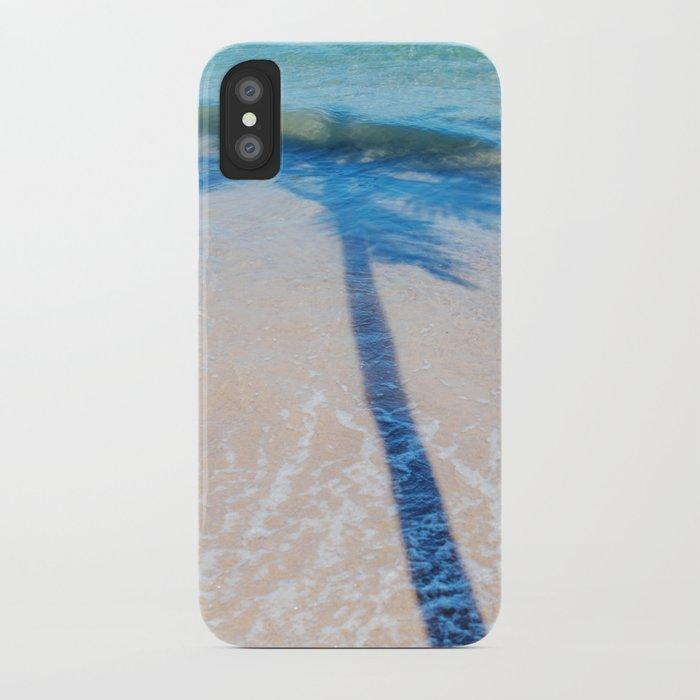 TREE IN SEA iPhone Case