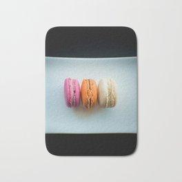 The Art of Food Macarons Bath Mat