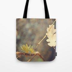 Leaf. Tote Bag