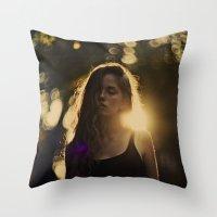 daria Throw Pillows featuring daria by MartaSyrko