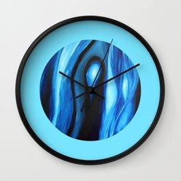 Frigid Wall Clock