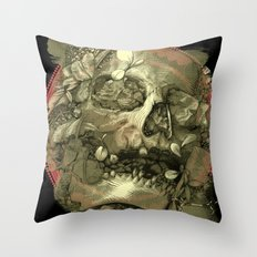 We Are Nature Throw Pillow