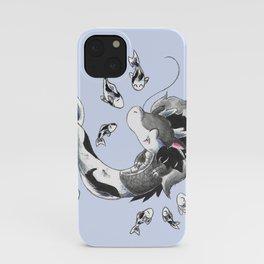 Nine New Friends iPhone Case