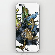 - Black Music Queen - Mr.Klevra iPhone & iPod Skin