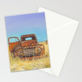 Rusty Ford Stationery Cards