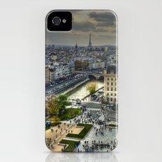 City of Paris iPhone (4, 4s) Slim Case