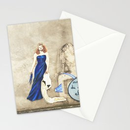 Alors Aimons! Stationery Cards
