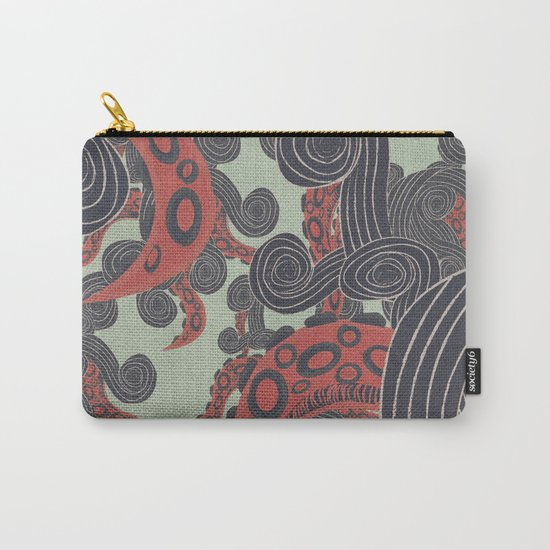 SEA ADVENTURE Carry-All Pouch