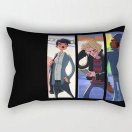 Here I Am Rectangular Pillow