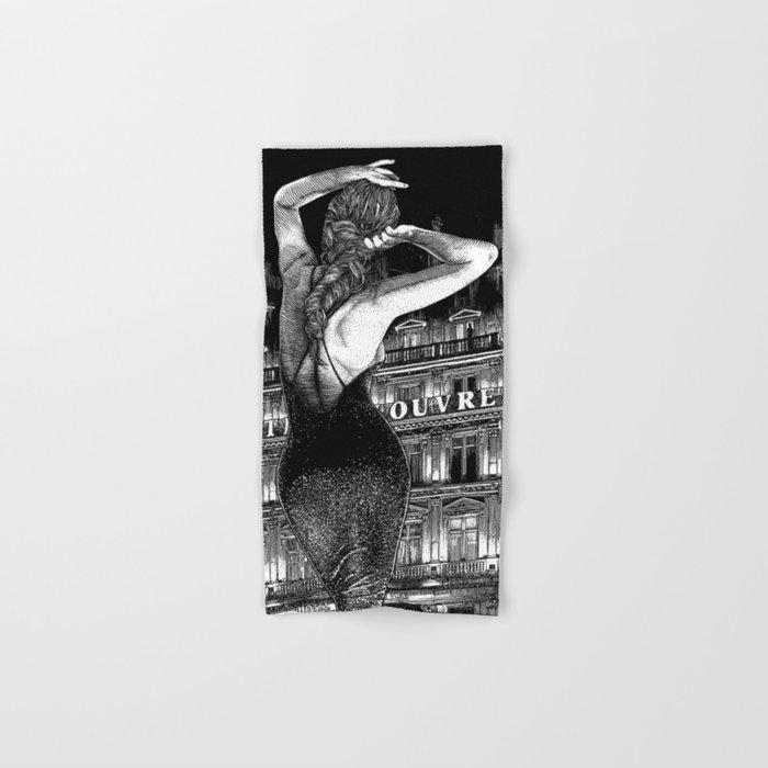 asc 686 - Le signal codé (Our cipher) Hand & Bath Towel