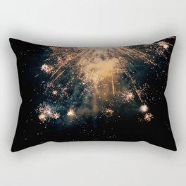 New Year's Eve Rectangular Pillow