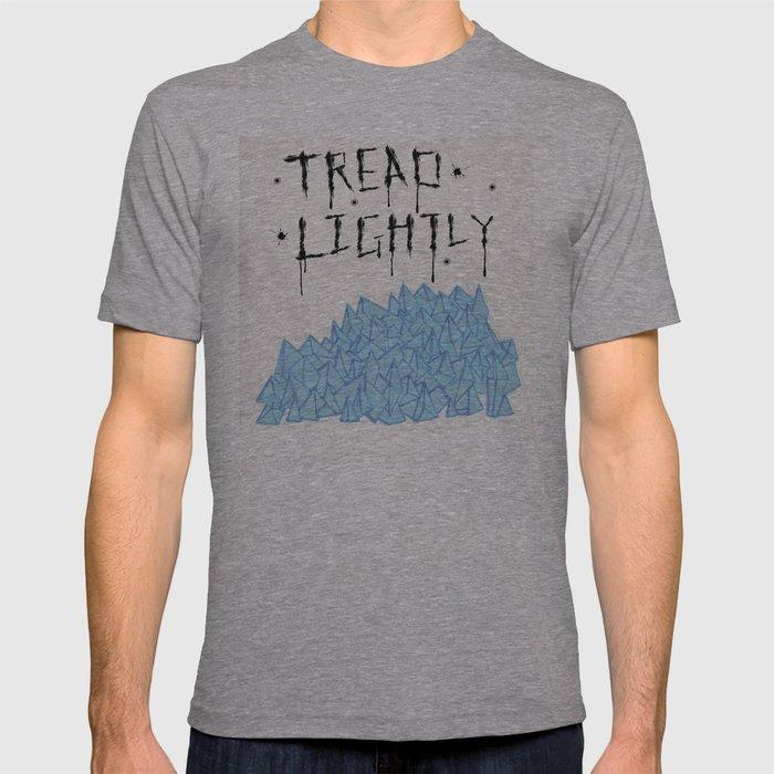 tread lightly - walter white T-shirt
