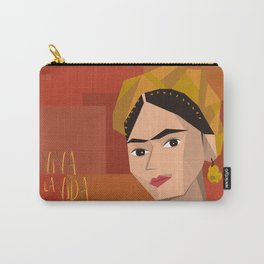Frida Khalo Cubism Edition 2 Carry-All Pouch