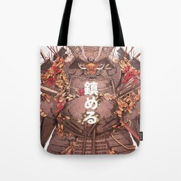 Pacify Tote Bag