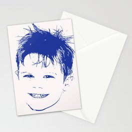 Happy Lad Stationery Cards
