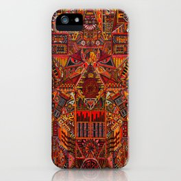 Asclepius iPhone Case