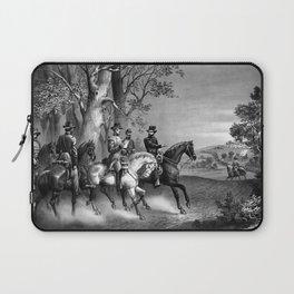 The Surrender Of General Lee Laptop Sleeve