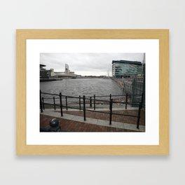 By the BBC Framed Art Print